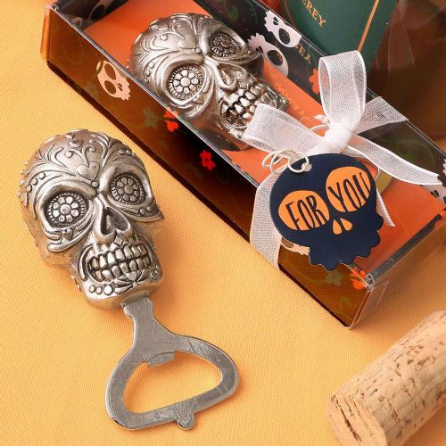 Halloween Day Of The Dead Skull Bottle Opener Table Gift Favor